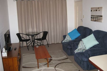 One bedroom, fully furnished home away from home