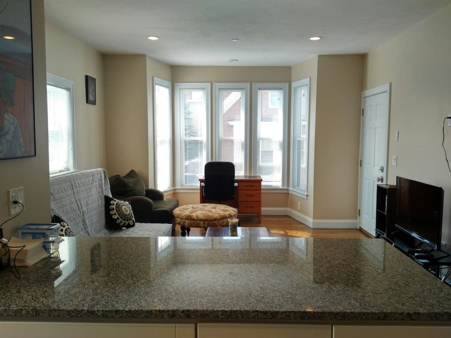 Brand New 2nd Floor Brockton Flat Apartments For Rent