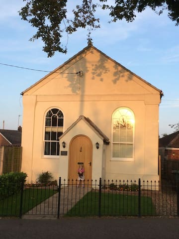 Beautiful Converted Chapel - Blofield - House