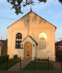 Beautiful Converted Chapel - Blofield - Casa