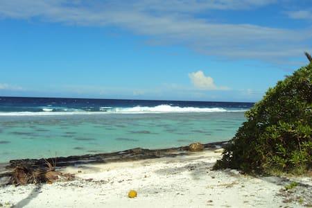 bungalow bord de mer, moorea - Moorea