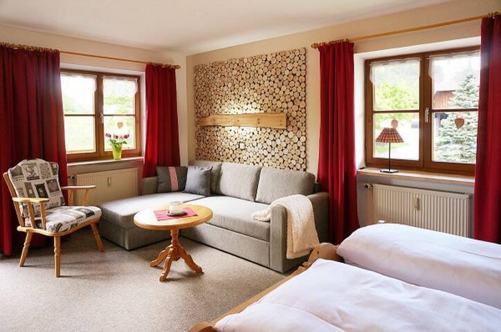 Einzimmerappartements - Füssen - Condominium