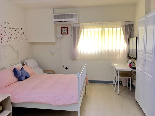 @Metro。Private Cozy Suite。Cultural Center Sta.近美麗島