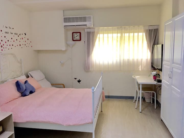 Comfortable n Affordable Suite @metro文化中心。近美麗島/衛武營