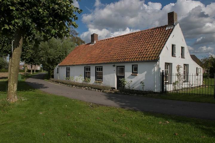 vrijliggend vakantiehuis Sint Anna ter Muiden