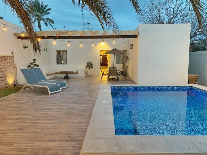 "•    Casa ""La Palma"""