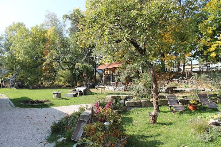 Casa Cara: Refugio und Loft