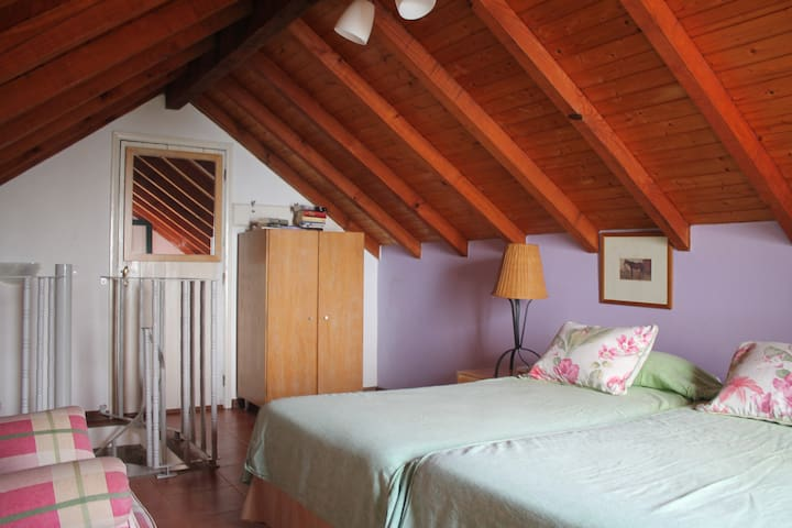 Casa Palheiro @ Quinta São Lourenço - Fajã da Ovelha - Villa