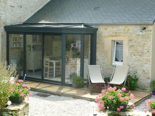 Les lilas de Bellefontaine - Bayeux - Haus