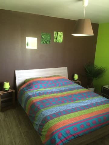 Loft à 15 min de CAEN 1 chambre - Villers-Bocage - Appartement