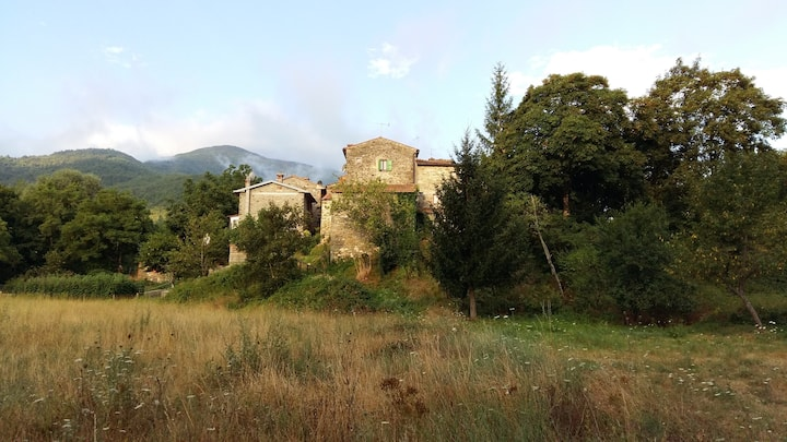 Lovely house in Lama di Caprese Michelangelo