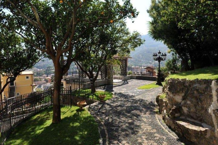 Location esclusiva stile Liberty. - Santa Margherita Ligure - Ev