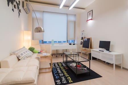 HK Sweet Home 10 Sec to Gangnam STN