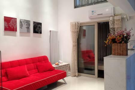 高品质LOFT3房2厅2卫 - Wuhan Shi - Loft