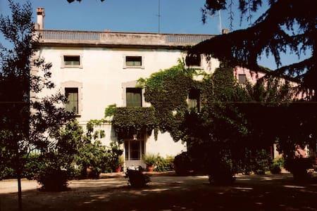 finca privada cerca circuitMontmelo - Vilanova del Vallès - Aamiaismajoitus