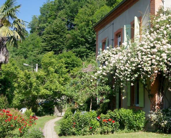 Maison spacieuse et confortable - Bonac-Irazein - บ้าน