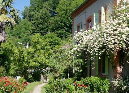 Maison spacieuse et confortable - Bonac-Irazein - House