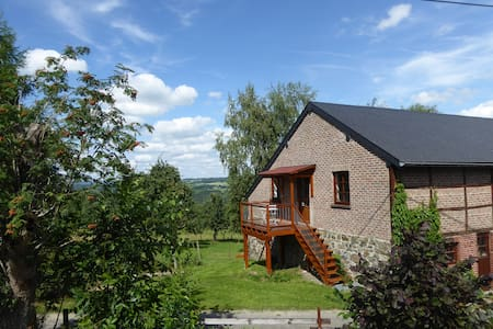 New holiday apartment with 2.000 m² garden - Stavelot - Wohnung