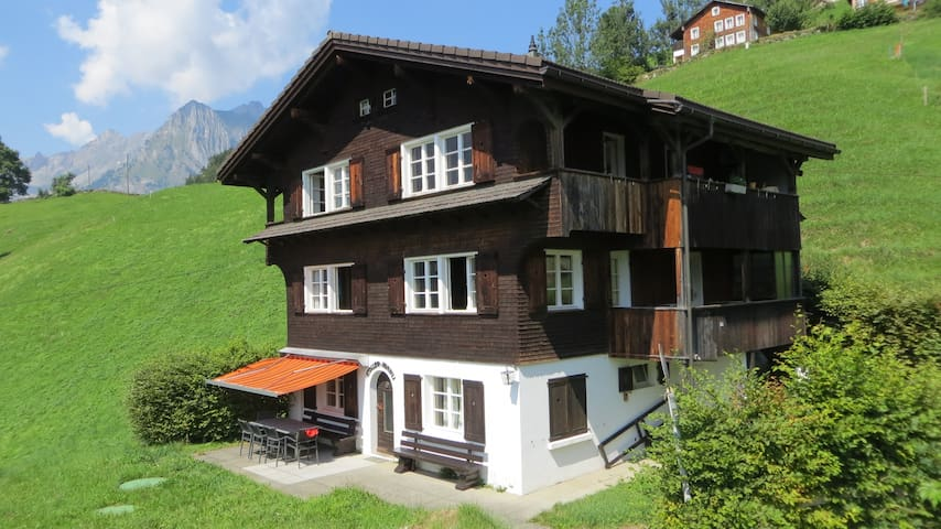 Best view in Engelberg - Engelberg - Casa
