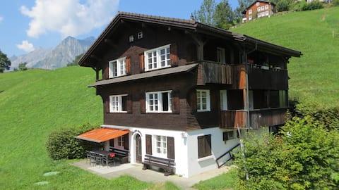 Best view in Engelberg