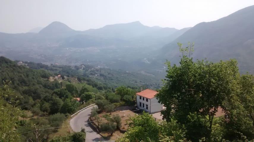 casa villetta vicino Maratea - Trecchina - Hus