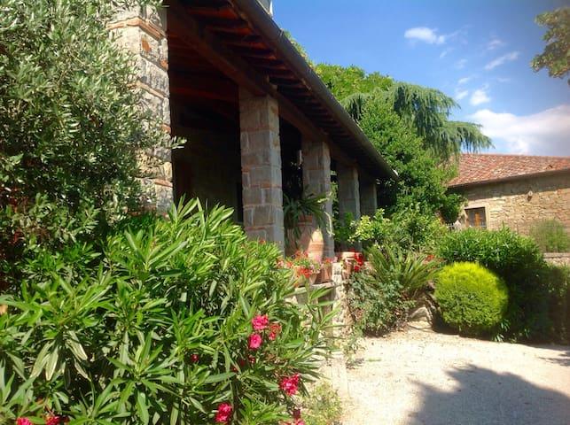 PORTICO ❤️ Borgo Dolci Colline - Castiglion Fiorentino - Wohnung