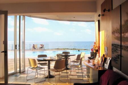 Elegant two-room villa + pool (Hersonissos) - Chersonesos - Wohnung
