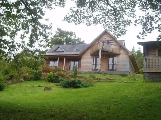 1 Bedroom Lodge On Loch Awe - Portsonachan - Hus