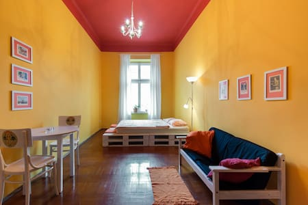 Sleep-in & relax in the very center - Krakau - Wohnung