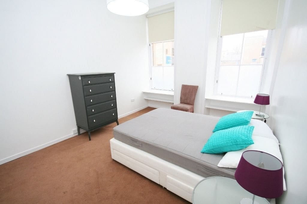 Double room with comfy double bed
