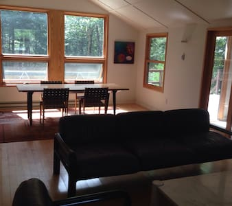 Modern rustic  catskill retreat - Olivebridge - 独立屋