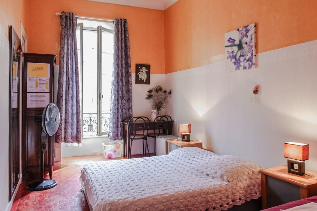 Room close to everything appartements louer nice for Chambre a louer nice france