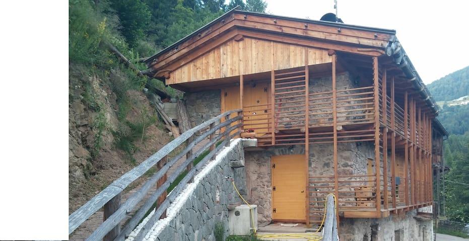 Baita in tranquillità - Sant'Orsola Terme - อพาร์ทเมนท์