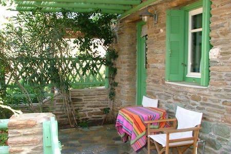 Green Boho House - Μπατσί - Appartement