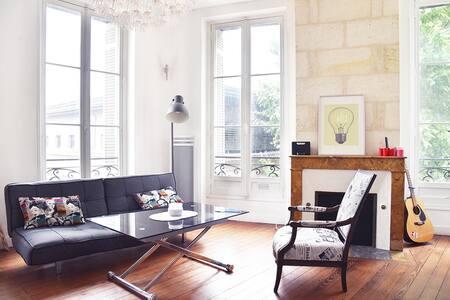 Chambre privée Bordeaux centre - Bordeaux - Wohnung