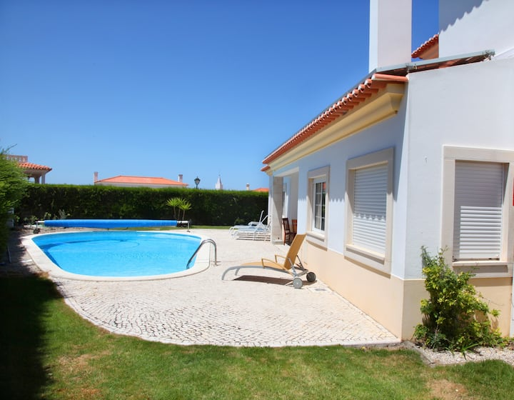 Beautiful golf  villa, ocean views, private pool