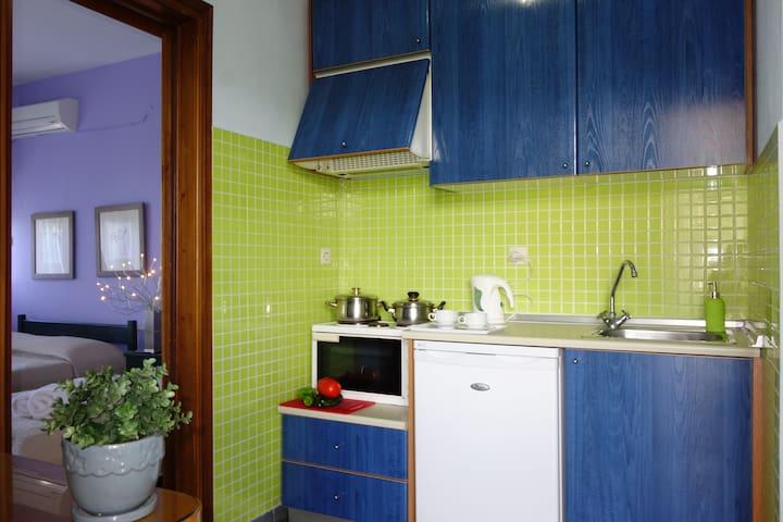GARDEN HOUSE VELIKA PARALIA LARISAS - Velika - Apartment