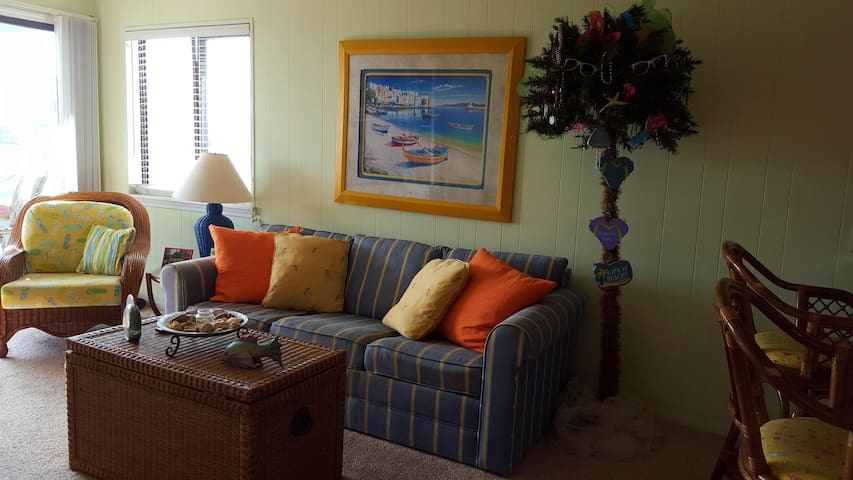 Atlantic Beach Condo - Atlantic Beach - Apartamento