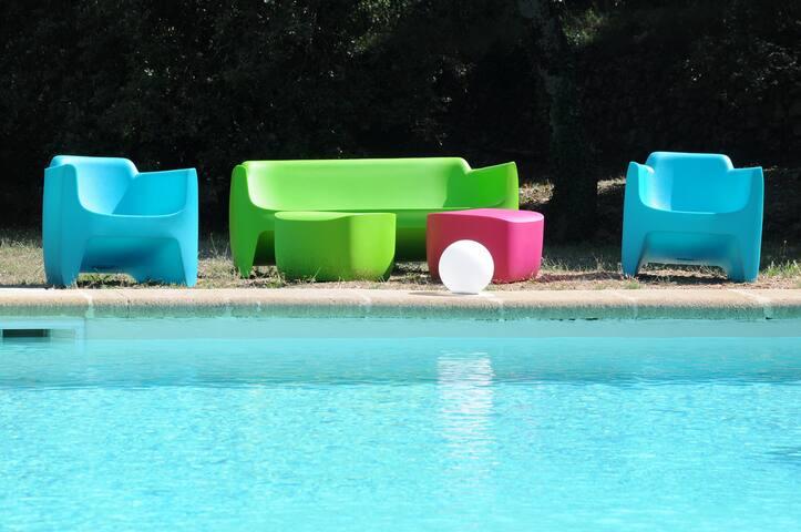 Villa Provence Nature Design - Méounes-lès-Montrieux - Villa