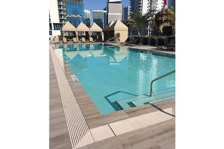 In the heart of Brickell! - Miami - Apartment