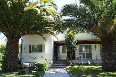 Grande maison familiale et piscine - Azões - Huis