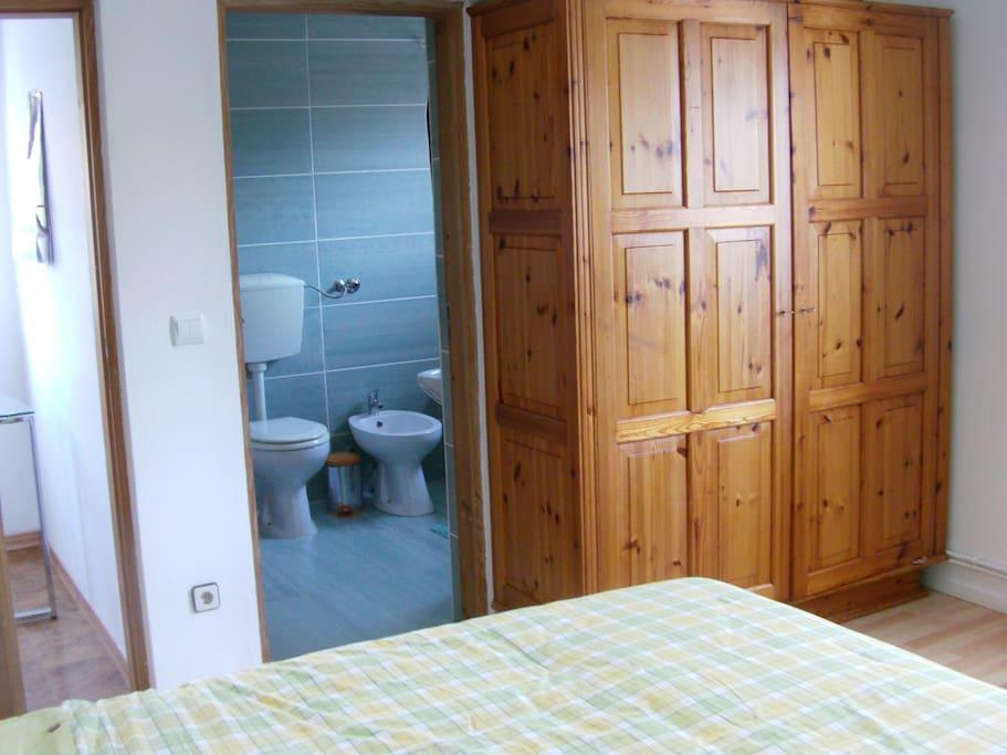 chambre 2 avec sdb en suite