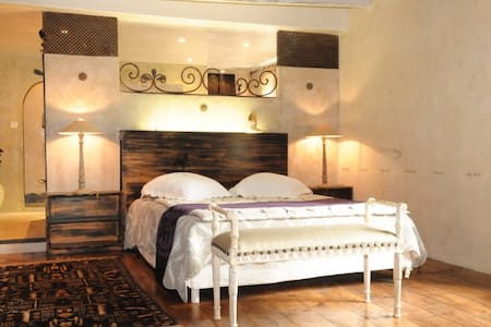 chambre sur cour - Monein - Bed & Breakfast