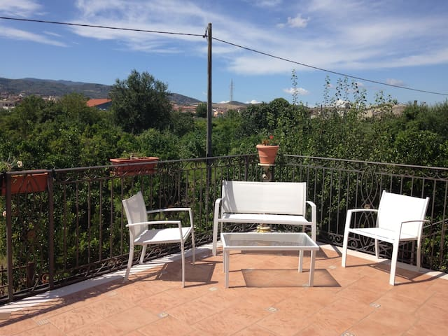 APPARTAMENTO NEL VERDE SULLO  IONIO - Corigliano Scalo - Apartament