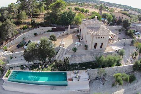 Casa rural con piscina infinita SSE - Lloret de Vistalegre