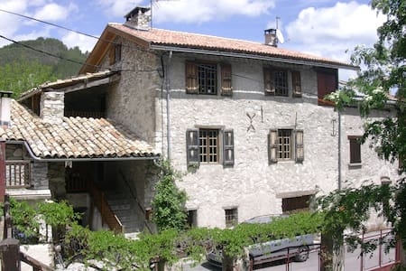 Maison de Château-Garnier - Thorame-Basse