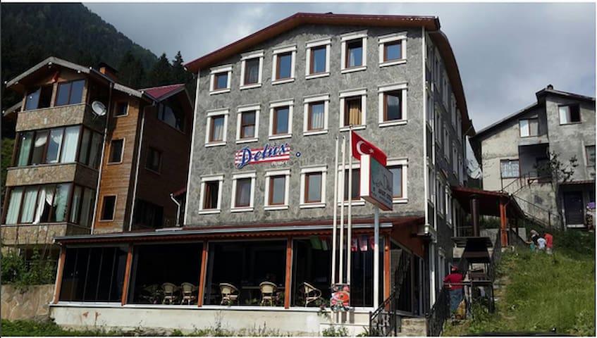 Delüx Apart Otel - Çamlıhemşin - Pis