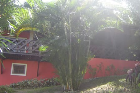 casa in jardin tropical frente mar - Santo André (Cabralia)