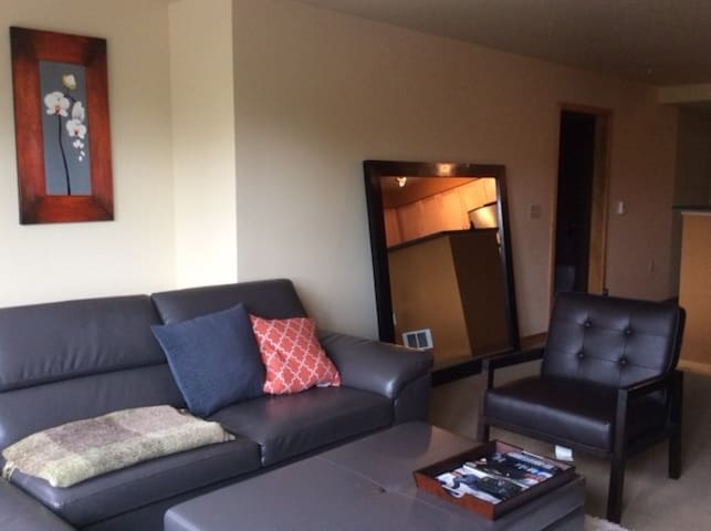 Downtown Seattle 1 or 2 bedrooms and 1 bath.