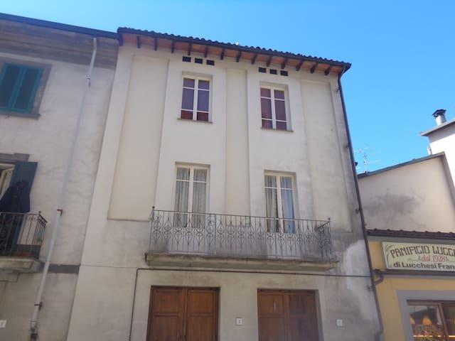 INTERA CASA IN GARFAGNANA - Pieve Fosciana - House